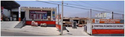 Guanajuato Distribuidora De Materiales Para Construcci 243 N